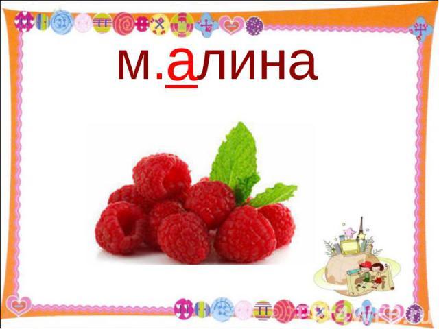 м. лина
