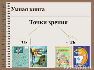 Умная книга Точки зрения