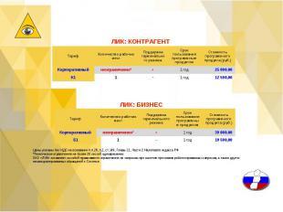 Цены указаны без НДС на основании п.п.26, п.2, ст.149, Главы 21, Части 2 Налогов