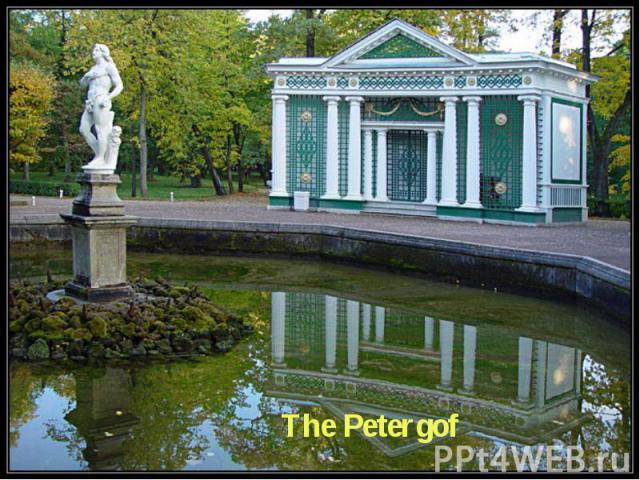 The Petergof