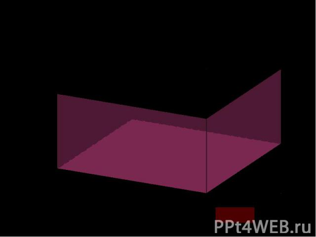 Эту же формулу объема прямоугольного параллелепипеда можно получить пользуясь понятием бесконечной интегральной суммы. Объем прямоугольного параллелепипеда можно понимать как бесконечную сумму площадей основания, взятых вдоль его высоты.
