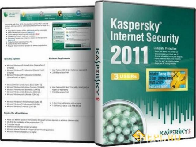 Kaspersky Internet Security 2011 with crack 3700 days The Kaspersky Interne
