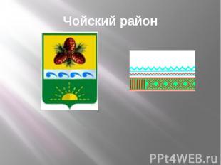 Чойский район