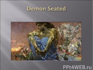 Demon Seated
