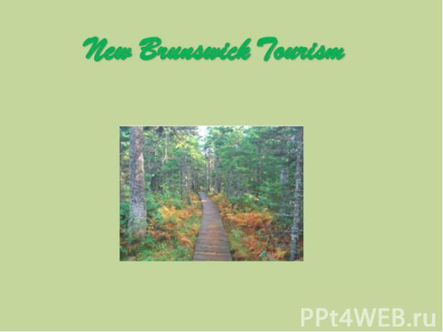 New Brunswick Tourism