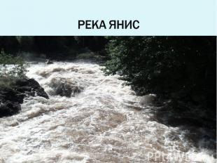 РЕКА ЯНИС