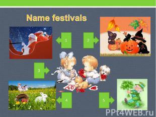 Name festivals