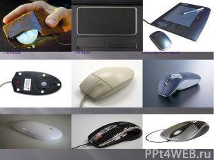1-ая мышь Touchpad Индукционная мышь Оптико-механическая мышь Оптическая мышь Ги