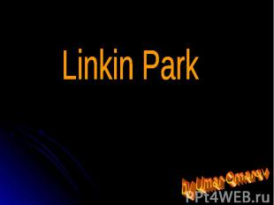 Linkin Park by Umar Omarov