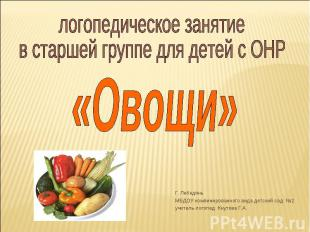 Г. Лебедянь Г. Лебедянь МБДОУ комбинированного вида детский сад №2 учитель-логоп