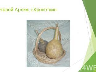 Световой Артем, г.Кропоткин