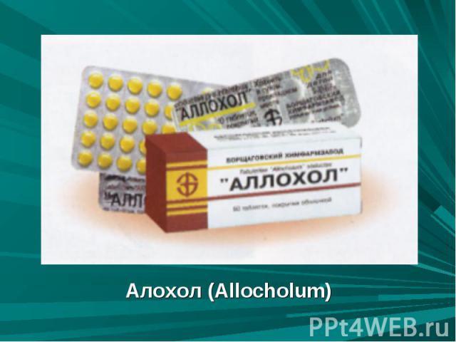 Алохол (Allocholum) Алохол (Allocholum)