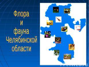 Флора и фауна Челябинской области