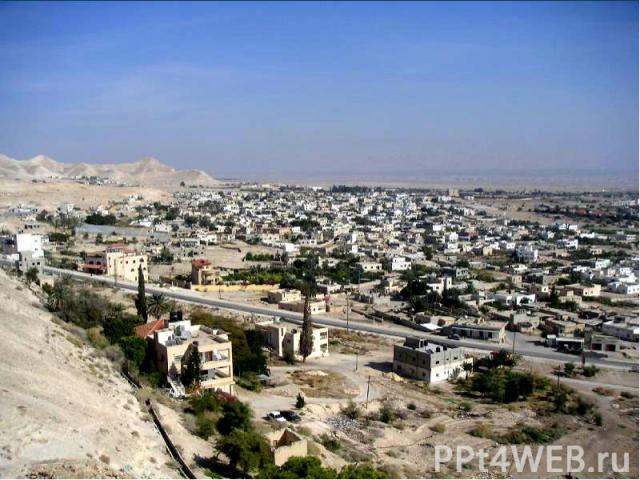 Градостроительство Древнего мира стихийная городская планировка Иерихон «город пальм» - город в Палестине7— 6 тыс. до н.э.