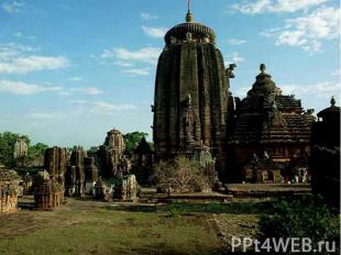Индийские культовые здания
