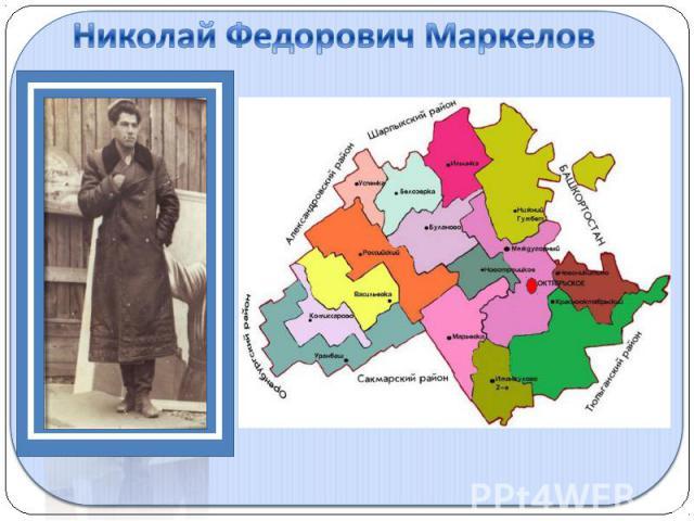 Николай Федорович Маркелов