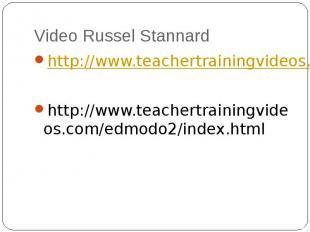 Video Russel Stannard http://www.teachertrainingvideos.com/edmodo1/index.htmlhtt