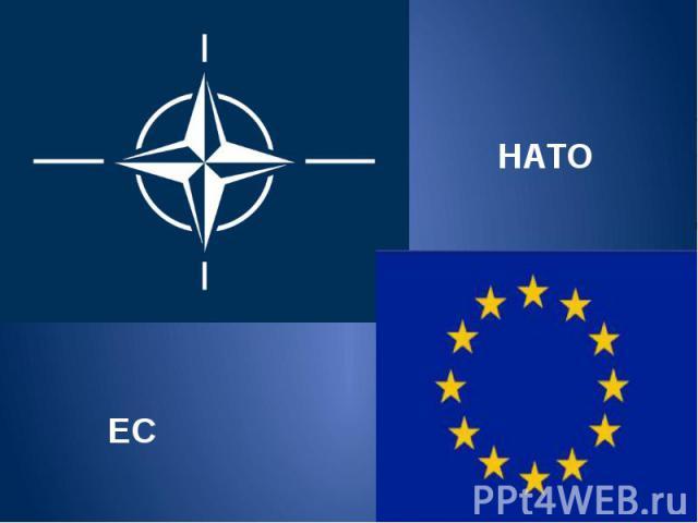 НАТО ЕС