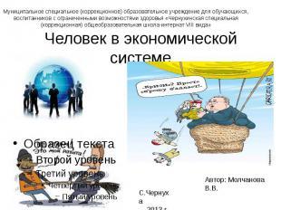 Муниципальное специальное (коррекционное) образовательное учреждение для обучающ