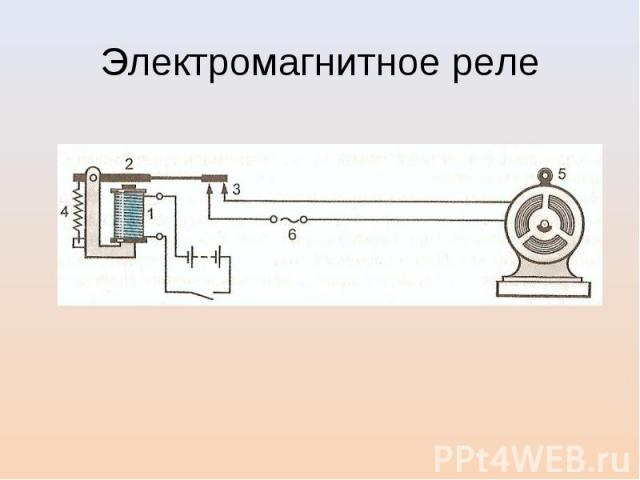 Электромагнитное реле