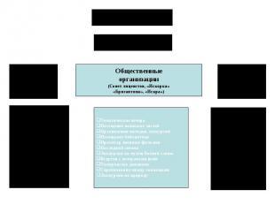 Общественныеорганизации(Совет лицеистов, «Искорка»«Бригантина», «Искра»)Тематиче