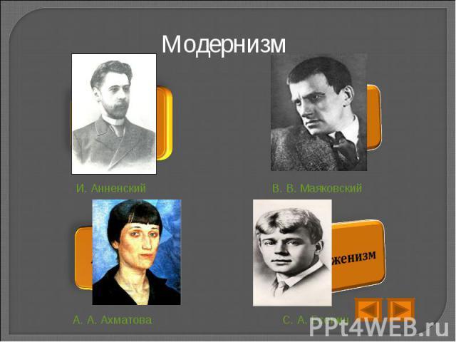 Модернизм