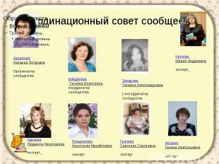 Координационный совет сообщества