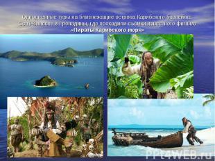 Однодневные туры на близлежащие острова Карибского бассейна: Сент-Винсент и Грен
