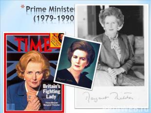 Prime Minister (1979–1990)
