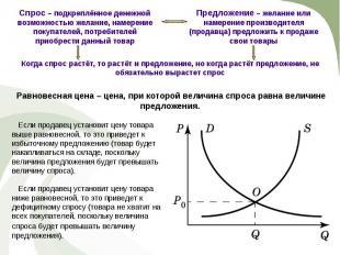 Рынок – совокупность всех отношений, а также форм и организаций сотрудничества л