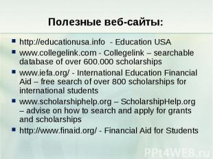 http://educationusa.info - Education USA http://educationusa.info - Education US