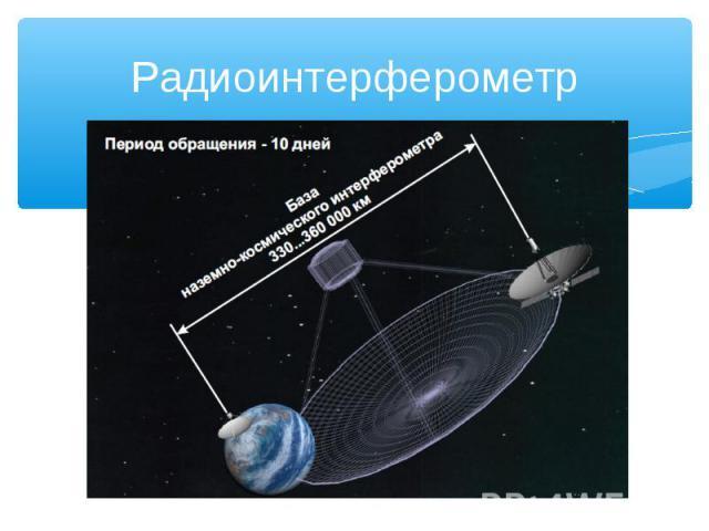 Радиоинтерферометр