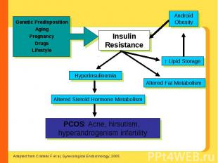 Genetic PredispositionAgingPregnancyDrugsLifestyle Insulin Resistance Hyperinsul