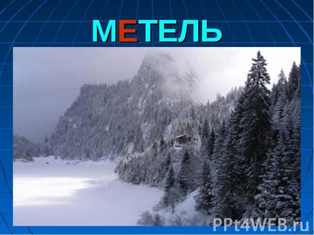 МЕТЕЛЬ