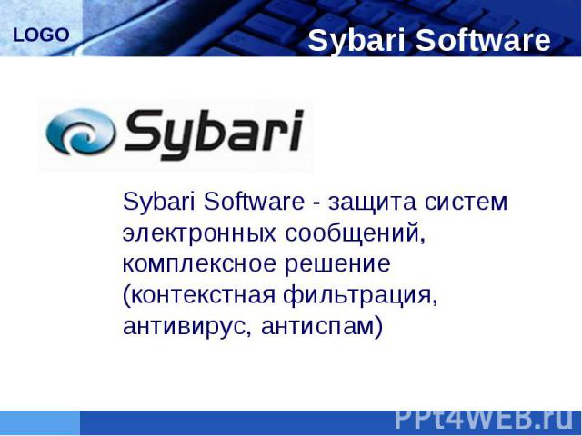 Sybari Software
