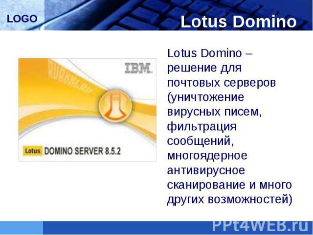 Lotus Domino