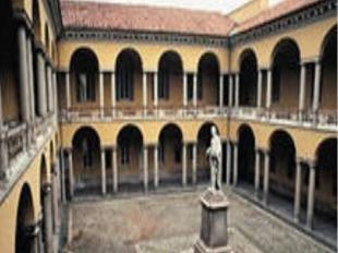 Университет, где училась Мария