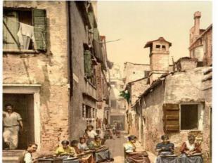 Итальянка -–это мать, жена, кухарка