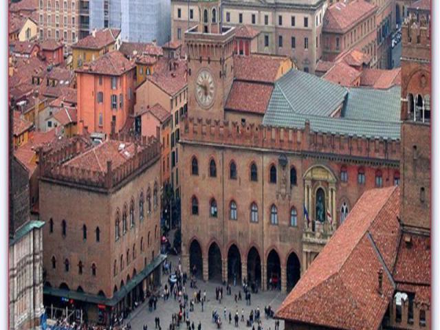 Старейший университет Италии