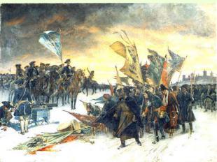 1. Начало Северной войны
