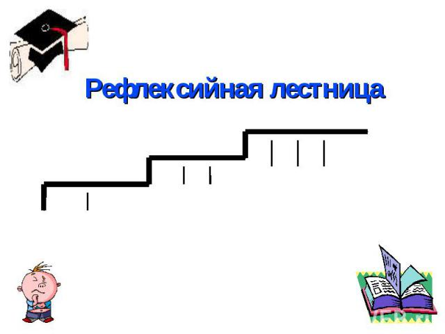 Рефлексийная лестница