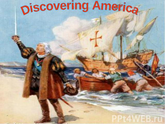 Discovering Аmerica