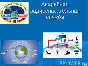 Аварийная радиоспасательная служба