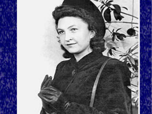 Лидия Михайловна Молокова, прототип главной героини рассказа В.Г.Распутина «Уроки французского»