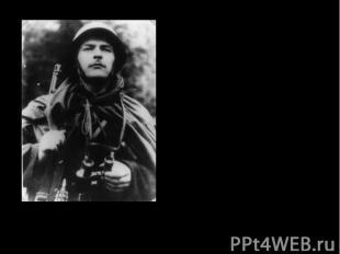 В 1941 году Яшин ушел на фронт добровольцем. Был фронтовым корреспондентом и пол
