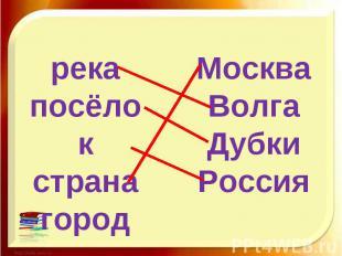 рекапосёлокстранагородМоскваВолгаДубкиРоссия