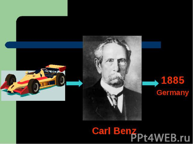 1885GermanyCarl Benz