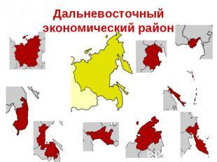 Дальневосточный экономический район