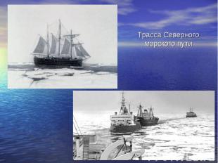 Трасса Северного морского пути