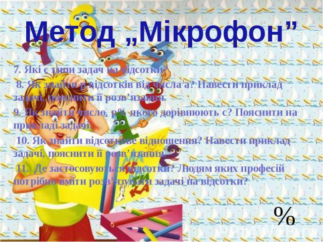 """Метод """"Мікрофон"""""""